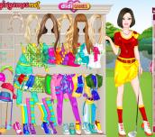 Hra - BarbieGolfFashionista