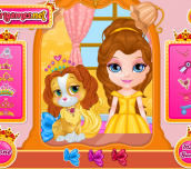 Hra - Baby Barbie Pets Beauty Pageant