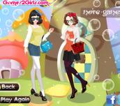 Hra - FruitSalesgirl1