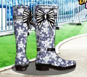 Hra - DJY Stylish Rain Boots