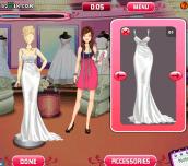 Hra - WeddingDressStylist