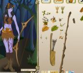 Hra - Wood Elf Dress Up