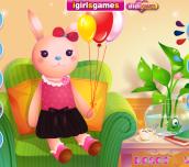 Hra - -DIY- Rabbit Doll