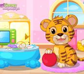 Hra - BabyTigerVetCare