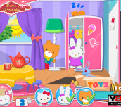 Hra - Hello Kitty Hide And Seek