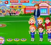 Hra - BabyHazelSportsDay