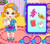 Hra - BabyShcoolUniformDesign
