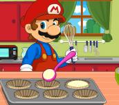 Hra - MarioMushroomCupcake