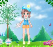 Hra - ArborDayDressUp