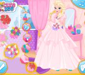 Hra - Frozen Wedding Rush