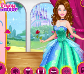 Hra - Barbie Princess Designs