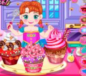 Hra - BabyAnnaTastyCupcake