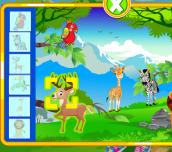 Hra - Elsa Safari Slacking