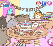 Hra - Pusheen's B-day Party