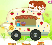 Miss DIY Ice Cream Stand