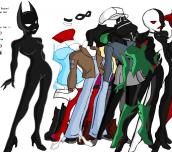 Hra - Batman Beyond Dress Up Doll