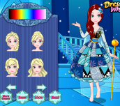 Hra - Elsa'sPatchworkDress