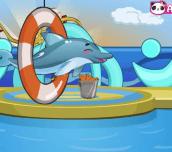 Hra - Elsa Dolphin Show