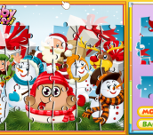 Hra - PouHolidayPuzzle