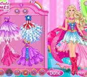 Hra - Barbie Superhero Wedding