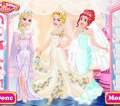 Hra - Disney Princess Wedding Festival
