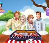 Hra - FrozenFamilyAtThePicnic