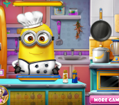 Hra - MinionsRealCooking