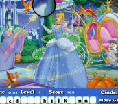 Hra - CinderellaHiddenLetters