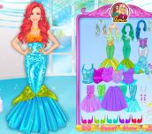 Hra - PrincessArielDressUp