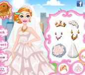 Hra - Super Barbie Wedding Day