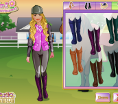 Fashion Studio Horse Riding Outfit
