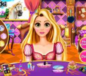 Hra - RapunzelTotalMakeover