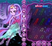 Hra - My Little Pony Midnight Sparkle Dress Up