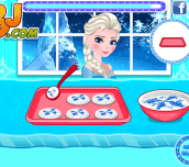 Hra - Elsa'sFrozenMacarons