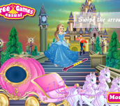 Hra - Cinderella Dress Up Fairy Tale