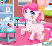 Hra - Pony Doctor Game