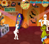 Hra - Halloween Surprise Party