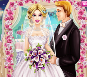 Hra - Barbara Real Makeover Bride