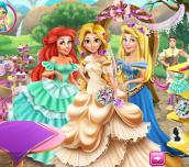 Hra - Rapunzel Wedding Party