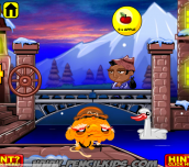 Hra - Monkey GO Happy Turkeys