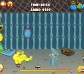 Hra - Spongebob Speedy Pants