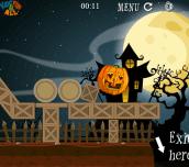 Hra - PumpkinDelivery