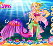 Hra - BarbiePearlPrincessMakeover