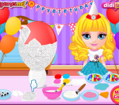 Hra - BabyBarbiePinataDesigner