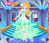 Hra - Elsa's Glamorous Prom Dresses