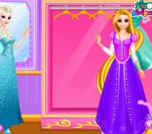 Hra - Elsa Cloths Shop