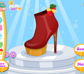 Hra - SuperBarbieShoesDesign
