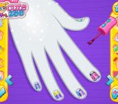 Hra - My Little Pony Sparkling Nails