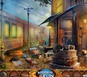 Hra - Mystery Express