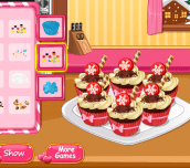 Hra - AddictedtoDessertWinterCupcakes